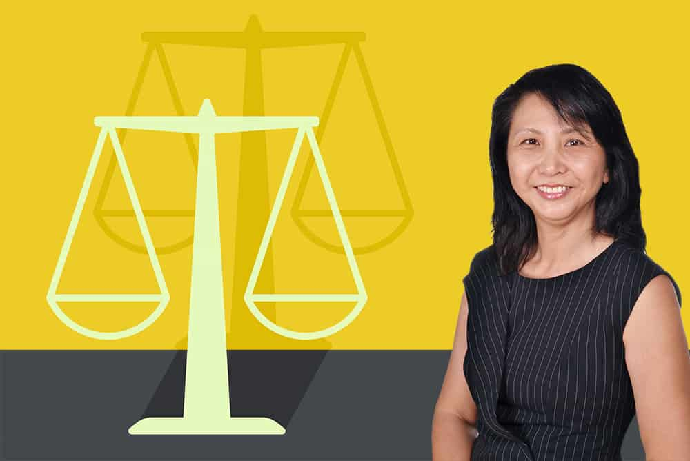 ALU Student Kanako Blondet Joins the California Innocence Project